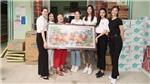 Hoa hậu Tiểu Vy, Lương Thuỳ Linh tặng quà cho các cô nhi nhân ngày 1/6