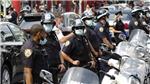 LHQ kêu gọi Mỹ bình tĩnh ứng phó với biểu tình bạo loạn