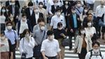 Dịch COVID-19: Số ca nhiễm mới tại thủ đô của Nhật Bản đang tăng nhanh