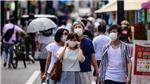 Dịch COVID-19: Nhật Bản ghi nhận số ca nhiễm vượt ngưỡng 40.000 người