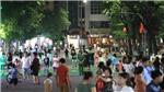 Hà Nội sẽ tạm dừng tổ chức các lễ hội tại phố đi bộ Hồ Gươm