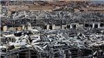 Vụ nổ ở Beirut: Liban bắt giữ 16 người để điều tra - Cảnh sát CH Síp thẩm vấn một nam giới liên quan