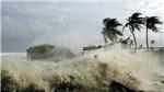 Áp thấp nhiệt đới đã mạnh lên thành cơn bão số 3, có tên quốc tế là Mekkhala