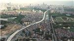 Hà Nội hoàn thành 90% đường vành đai 3 trên cao