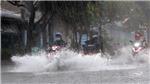Xuất hiện đợt lũ trên sông Hồng-Thái Bình, nhiều vùng biển nguy hiểm