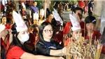 Tour đêm Đền Hùng - lựa chọn mới cho du khách trong dịp giỗ Tổ Hùng Vương