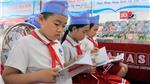 Ngày sách Việt Nam 21/4: Hướng trẻ em đến tình yêu với sách