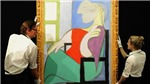 Tranh vẽ 'Nàng thơ' của Picasso được bán với giá 103 triệu USD