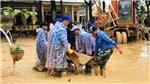 Vừa chống dịch Covid-19 vừa chống thiên tai mùa mưa bão