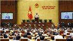 Kỳ họp thứ nhất, Quốc hội khóa XV: Trình danh sách đề cử để Quốc hội bầu Chủ tịch nước