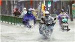 Áp thấp nhiệt đới đổ bộ vào Hải Phòng, Ninh Bình gây mưa lớn diện rộng