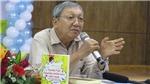 Nhà văn Lê Văn Nghĩa: Ông đi để lại nụ cười… rưng rưng