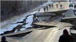 Mỹ cảnh báo sóng thần sau động đất mạnh tại bán đảo Alaska