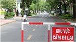 Hình ảnh TP HCM tiếp tục giãn cách xã hội theo Chỉ thị 16