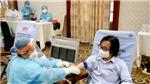 Hàng nghìn đơn vị máu được vận chuyển góp sức cùng miền Nam chống dịch