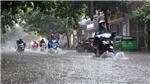 Bão số 4 sẽ suy yếu thành áp thấp nhiệt đới, cả nước chiều tối mưa dông