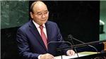 Toàn văn bài phát biểu của Chủ tịch nước Nguyễn Xuân Phúc tại Đại hội đồng Liên hợp quốc