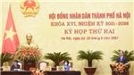 Hội đồng nhân dân thành phố Hà Nội thông qua 17 nghị quyết phát triển Thủ đô
