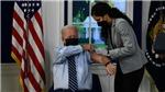 Tổng thống Mỹ Joe Biden đã tiêm mũi vaccine thứ 3