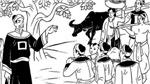 Truyện cười: Quan ăn trộm bò