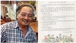 Gặp lại các tác giả được đưa vào sách giáo khoa: Bể rộng sông dài trong thơ Trần Ninh Hồ