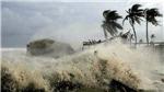 Áp thấp trên vùng biển phía Tây Bắc quần đảo Trường Sa, gió giật cấp 8