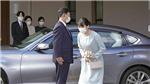 Hôn lễ buồn chưa từng có của hoàng gia Nhật