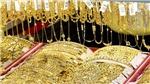 Giá vàng trong nước tăng 150 nghìn đồng/lượng