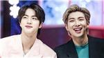 Chết cười chuyện BTS 'huynh đệ tương tàn' khi RM liên tục trêu chọc Jin trên mạng xã hội