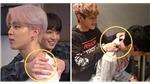 'Tan chảy' với thói quen mát-xa cho nhau cực 'tình thương mến thương' của BTS!