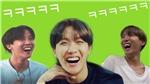 10 'khoảnh khắc để đời' chứng tỏ J-Hope BTS đích thị là một danh hài thực thụ