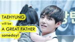 V (BTS) đứng đầu Top 5 năm 'ông bố' tương lai tuyệt vời nhất!