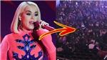 Katy Perry 'lỡ mồm' gây chiến với fan BTS và Billie Eilish