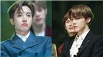 Loạt ảnh gây 'choáng' với sống mũi 'sắc như dao' của J-Hope (BTS)