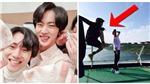 Những lần BTS chẳng để yên cho Jin chụp hình tử tế