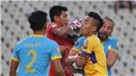 Kết quả bóng đá. Kết quả V League vòng 21: Khánh Hòa vs SLNA. Bảng xếp hạng V League