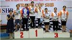 300 kỳ thủ dự giải  cờ Vua trẻ xuất sắc toàn quốc tranh Cúp SHB