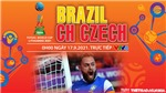 VIDEO Brazil vs Séc, Futsal World Cup 2021