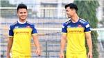 HLV Park Hang Seo chờ Công Phượng, Văn Hậu mới chốt đội hình đấu UAE