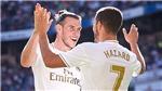Nhận định bóng đá Real Madrid vs Osasuna: Và Hazard đã bị lãng quên