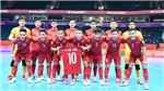 Lời chia tay tuyệt vời của tuyển futsal Việt Nam