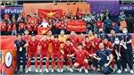 Thất bại đáng nể của tuyển futsal Việt Nam