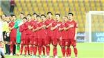 Đội tuyển Việt Nam sẵn sàng cho trận đánh lớn hơn