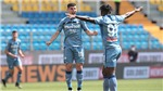 Atalanta tiễn Parma xuống Serie B