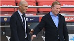 Tương lai Zidane, Koeman ở Real và Barca: Trăng tàn lúc rạng đông