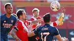 Trực tiếp Southampton vs Arsenal (03h15 ngày 27/1): Arsenal sẽ lợi hại ở Premier League?