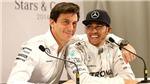 Vì sao Hamilton chỉ gia hạn 1 năm với Mercedes?
