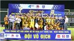 SLNA vô địch U17 quốc gia với chất Nghệ đong đầy