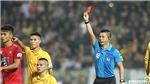 DNH Nam Định khổ sở với trọng tài