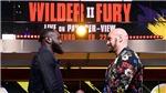 Anthony Joshua chờ Wilder và Fury